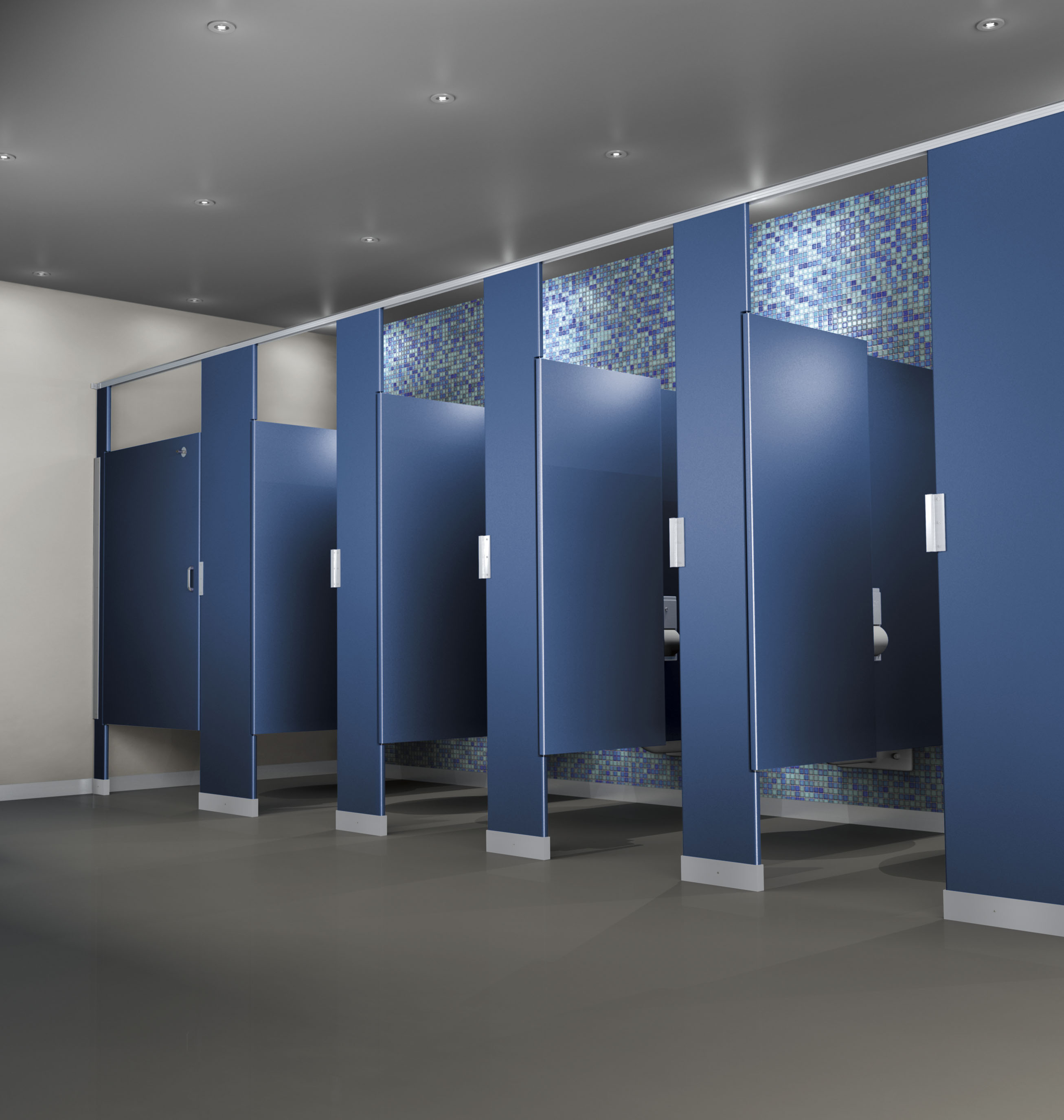 Commercial Bathroom Products reducing restroom maintenance costs in stadiums   scranton products