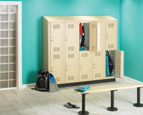 Recreational Lockers