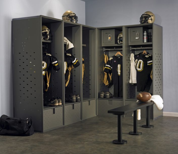 Athletic Lockers