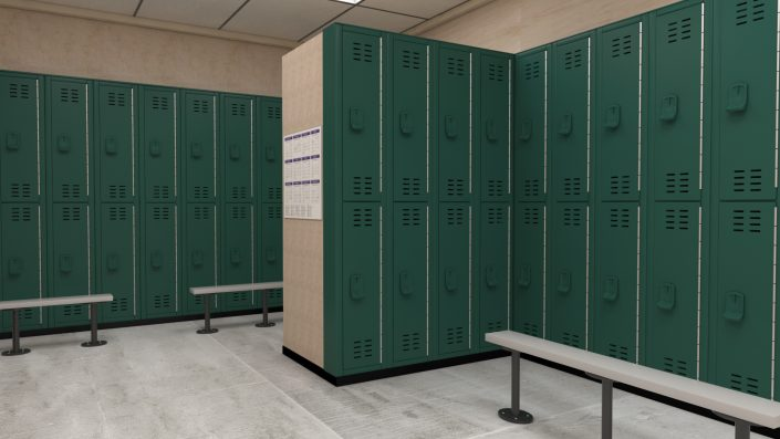 Toilet Partition & Lockers Manufacturer | Scranton Products