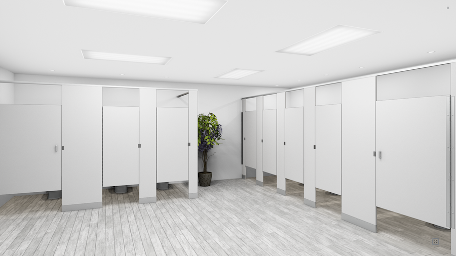 Restroom Requirements For Commercial Buildings Scranton Products